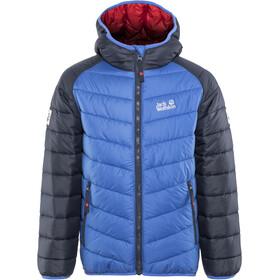 Jack Wolfskin K Zenon Jacket Children blue